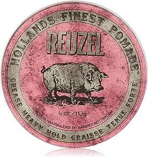 Reuzel Pink Pomade 4 oz