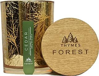 Thymes - Frasier Fir Poured Candle, Cedar