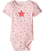 C&C California Kids - Twinkle Stars Printed Bodysuit (Infant)