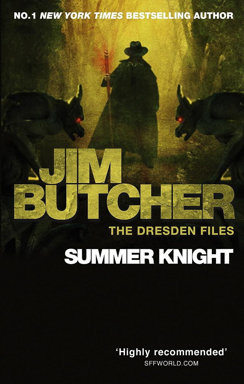 オーバーヘッド誤音声Summer Knight: The Dresden Files, Book Four (The Dresden Files series 4) (English Edition)