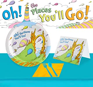 Best oh the places you'll go napkins Reviews