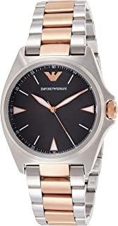 Emporio Armani Gents Wrist Watch, Rose Gold