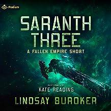 Saranth Three: Fallen Empire, Book 1.5