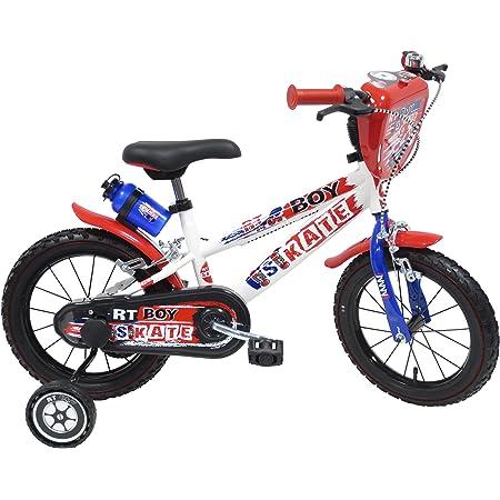 "Denver 15126-RT Boy Skate Bicicleta 14"""