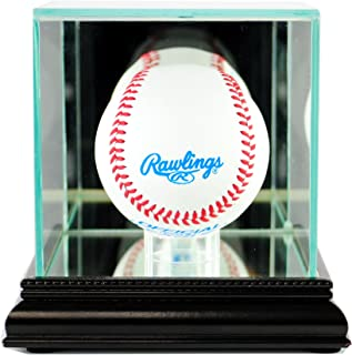 Perfect Cases MLB Single Baseball Glass Display Case