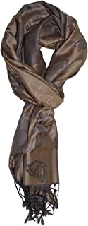 Ted and Jack - Luxe Butterfly Patterned Reversible Pashmina