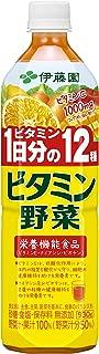 伊藤園 ビタミン野菜 930g×12本