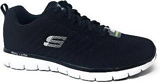 Skechers Men's, Walking, Black/White, US M