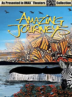 Amazing Journeys - As Seen in Imax Theaters