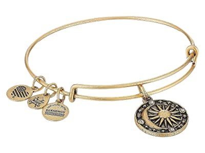 Alex and Ani Cosmic Balance II Bangle (Rafaelian Gold) Bracelet