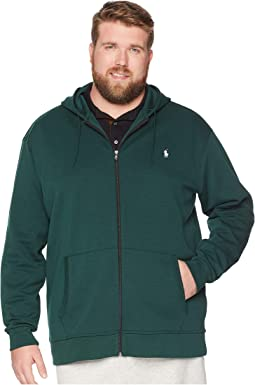Big & Tall Double Knit Full Zip