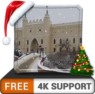 queda de neve legal grátis HD - decore seu quarto com belas paisagens na sua TV HDR 4K, TV 8K e dispositivos de fogo como papel de parede, decoração para as férias de Natal, tema para mediação e paz