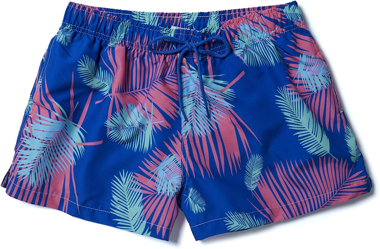 820f6c8548a447 Boardies Men's Men's Men's Floral Patterned Shortie Swim Shorts f77383