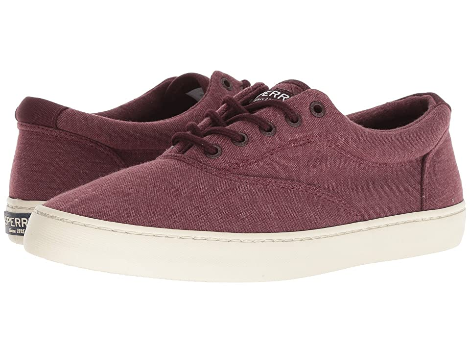 Sperry Cutter CVO Jersey (Burgundy) Men
