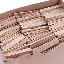 30 kg aanmaakhout, aanmaakhout, brandhout, haardhout, ovenhout, rookoven, grill, BBQ, droog, ovenklaar eiken, 16 cm