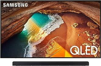 Samsung QN55Q60RAFXZA Flat 55'' QLED 4K Q60 Series (2019) with Harman Kardon HW-Q60R Samsung Acoustic Beam Q60R Series Soundbar