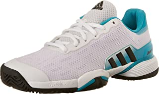 lowest price 4c38f 00c42 adidas Performance Barricade 2016 XJ Shoe (Little KidBig Kid)