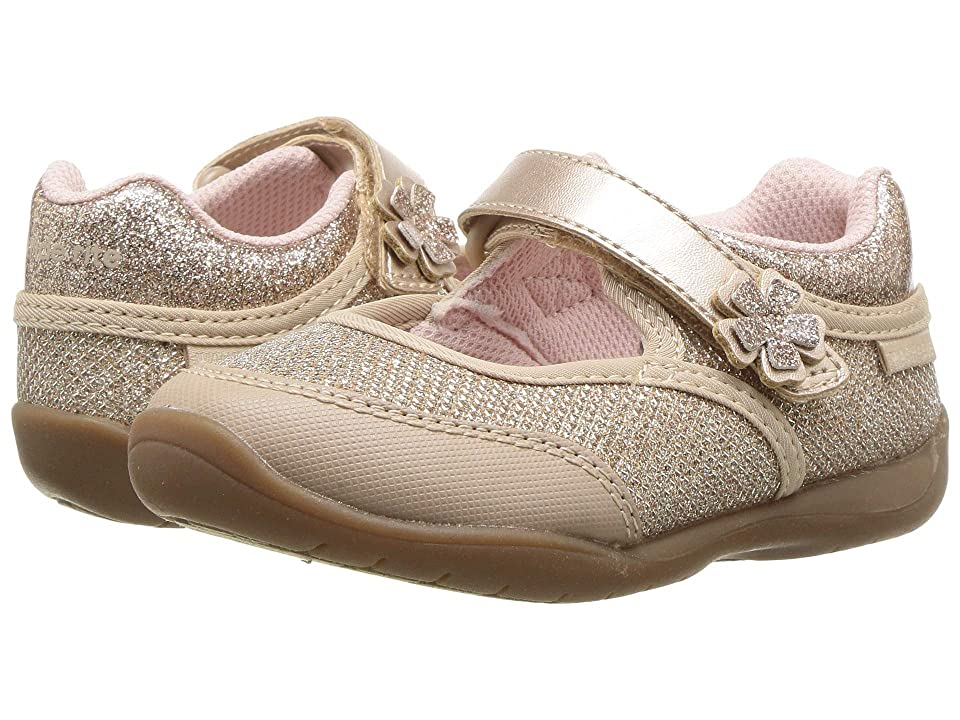 Stride Rite Made2Play(r) Cassidy (Toddler) (Rose Gold) Girl