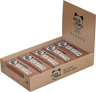 comprar comparacion Barritas veganas, Snack Paleo vegano puro, y con ingredientes orgánicos. Barritas energéticas 12x30 en una caja de Green P...
