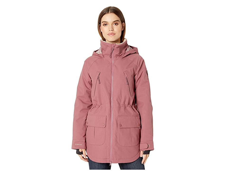 Burton Prowess Jacket (Rose Brown) Women