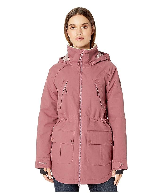 Burton Prowess Jacket (Rose Brown) Women
