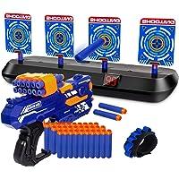 KOVEBBLE Digital Shooting Targets with Shooting Blaster Deals