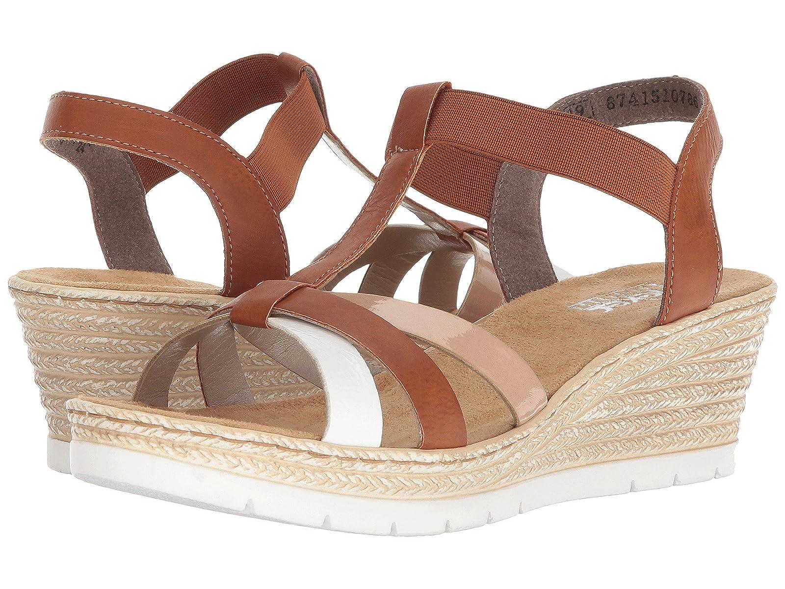 Rieker 61995 Fanni 95Atmospheric grades have affordable shoes