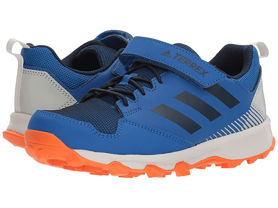 adidas Outdoor Kids Terrex Tracerocker CF (Little Kid/Big Kid) (Real Teal/Collegiate Navy/Grey One) Boys Shoes