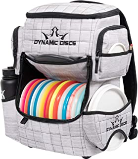 Dynamic Discs Ranger Disc Golf Backpack | Large Main Compartment That Can Hold 18+ Discs | On-Deck Disc Golf Putter Pouch Capable of Holding Two Disc Golf Putters