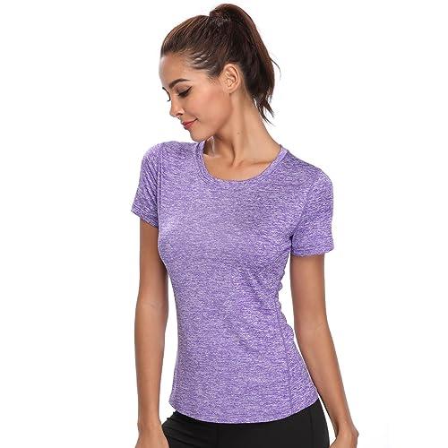 75f575c6 Women's Sports T Shirts: Amazon.co.uk