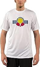 Vapor Apparel Men's Club Pickleball UPF 50+ Short Sleeve T-Shirt
