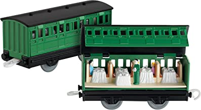 Fisher-Price Thomas & Friends TrackMaster, See Inside Passenger Cars