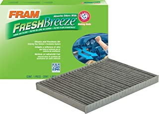 FRAM CF11663 Fresh Breeze Cabin Air Filter with Arm & Hammer