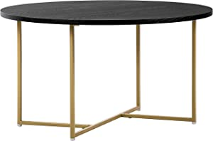 Elle Decor FUTB10062A INES Coffee Table Black