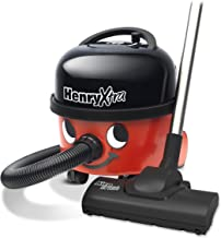 Henry Xtra Bagged Cylinder Vacuum, 9 Litre, 620 Watt, Red