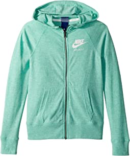 Sportswear Vintage Full-Zip Hoodie (Little Kids/Big Kids)