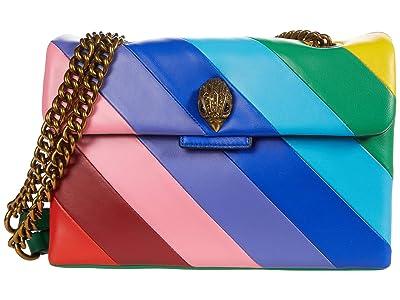 Kurt Geiger London Leather Kensington Shoulder Bag