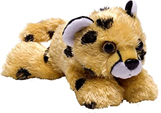 Wild Republic Cheetah Pup Plush, Stuffed Animal, Plush Toy, Gifts for Kids, Hug'EMS 7