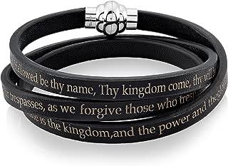 our father prayer bracelet