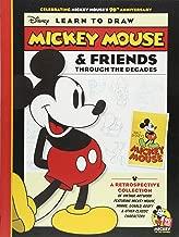 mickey model sheet