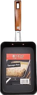 JapanBargain 1811, Japanese Tamagoyaki Omelette Pan Omelet Egg Pan Rectangle Mini Frying Pan Made in Japan