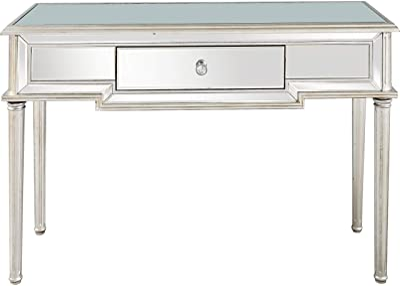 Camden Isle Morgan Console Table, Mirror