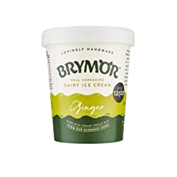 Brymor Ginger Ice Cream, 500 ml