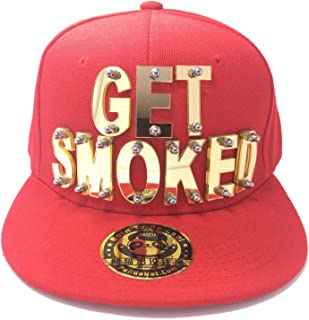 Get Smoked Hat in Red