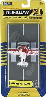 Daron Worldwide Trading Runway24 Gee Bee Racer Vehicle