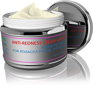 Sponsored Ad - Redness Relief Face Eczema Cream - All-Natural Anti Itch Cream - Fast-Acting Rosacea Treatment for Face - F...