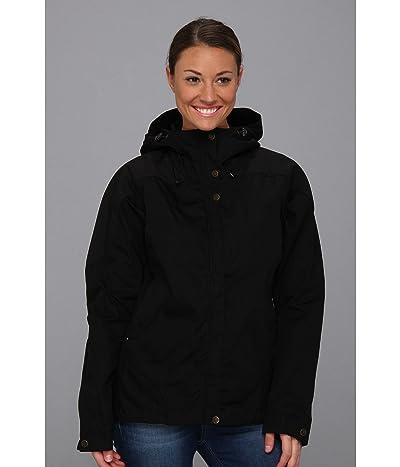Fjallraven Skogso Jacket (Black) Women