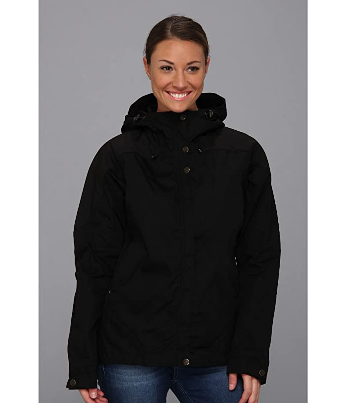 Fjallraven Skogso Jacket (Black) Women