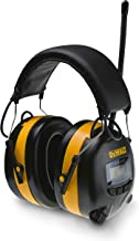 DeWalt Protetor auditivo eletrônico de segurança industrial DPG15