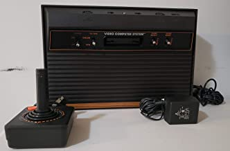 Atari 2600 Video Computer System Console [video game]